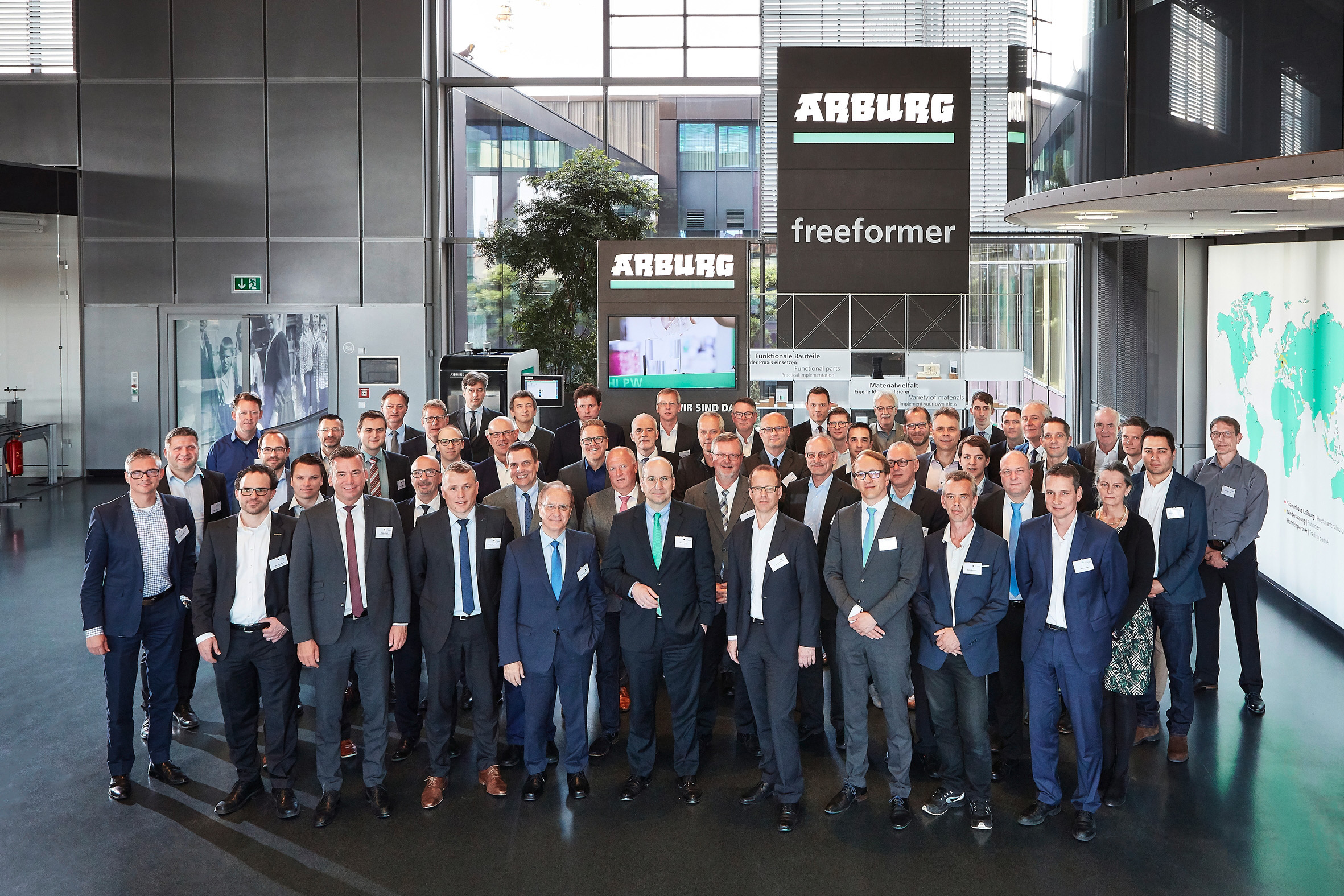 Additive manufacturing: VDMA members' meeting at Arburg