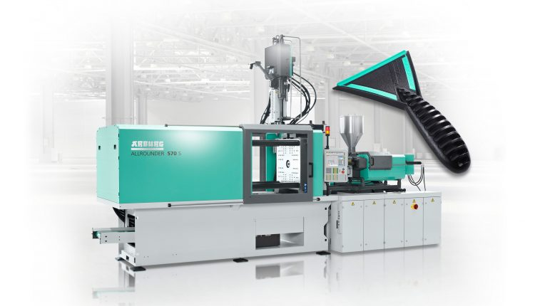 Arburg at Interplastica 2019: Expertise in multi-component injection